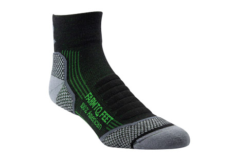 Damascus 1/4 Crew Socks