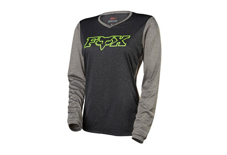 Indicator Long Sleeve Jersey - Womens
