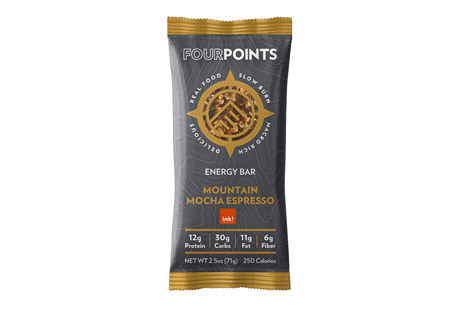 Mountain Mocha Espresso Bar - Box of 12