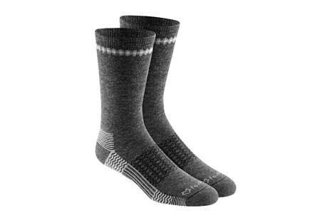 Carbon Lightweight Crew Socks