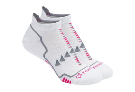 Prima Ridge Lightweight Ankle Socks - Women's