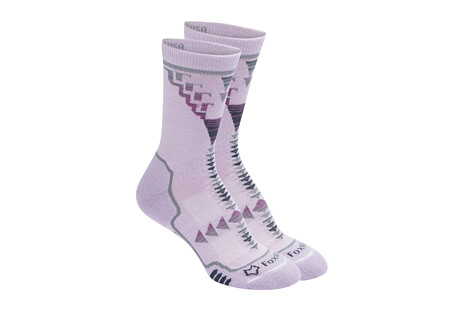 Prima Ridge Lightweight Crew Socks - Women's