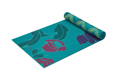 6mm Yoga Mat Premium Reversible