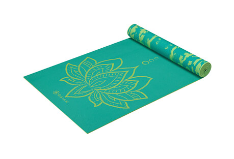 6mm Yoga Mat Reversible