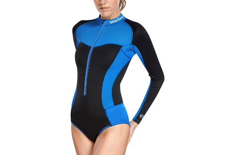 Vibrant Stripes 1 MM Spingsuit - Women's