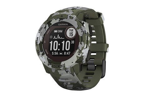 Instinct Solar Watch - Camo Edition