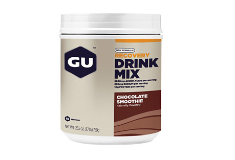Chocolate Smoothie Recovery Drink Mix Canister - 15 Servings