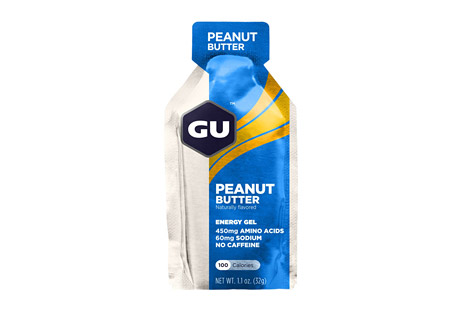 GU Peanut Butter Energy Gel - Box of 24