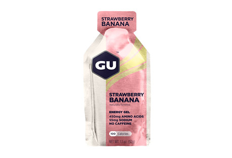 Strawberry Banana Energy Gel - Box of 24