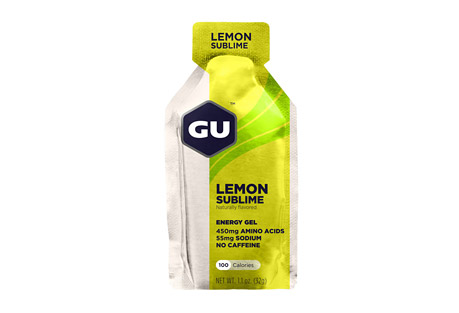 Lemon Sublime Energy Gel - Box of 24