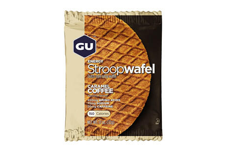 Caramel Coffee Energy Stroopwafel w/Caffeine - Box of 16