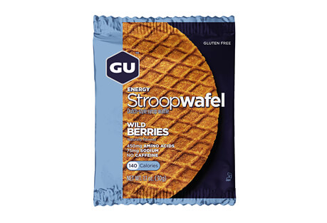 Gluten Free Wild Berries Energy Stroopwafel - Box of 16
