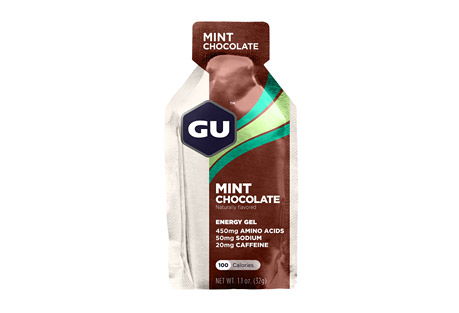 Mint Chocolate Energy Gel w/Caffeine - Box of 24