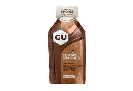 GU Campfire S'Mores Energy Gel - Box of 24