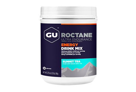 Summit Tea Roctane Energy Drink Mix Canister w/Caffeine - 12 Servings