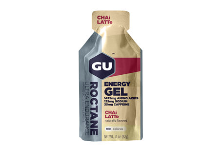 CHAi LATTe Roctane Energy Gel w/Caffeine - Box of 24