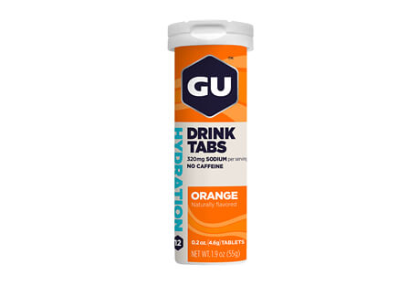 Orange Hydration Drink Tabs - Box of 4 Tubes