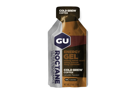 Cold Brew Coffee Roctane Energy Gel w/Caffeine - Box of 24