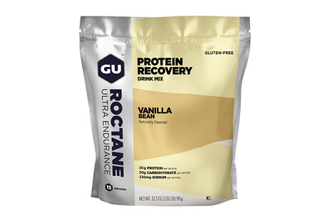 Vanilla Bean Roctane Protein Recovery Drink Mix - 15 Servings