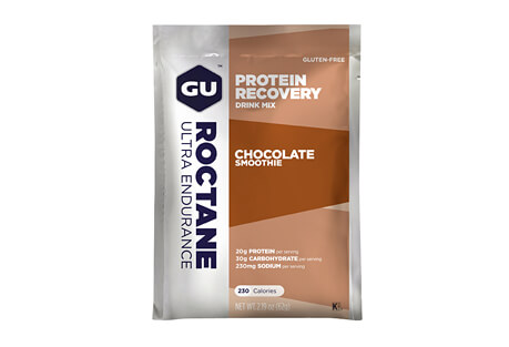 Chocolate Smoothie Roctane Protein Recovery Drink Mix - Box of 10
