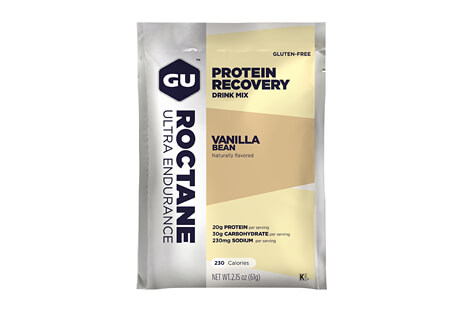 Vanilla Bean Roctane Protein Recovery Drink Mix - Box of 10