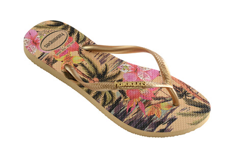 Slim Tropical Sandals - Women's