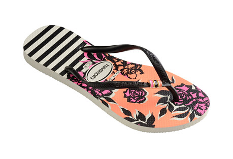 Slim Thematic Sandals - Women's