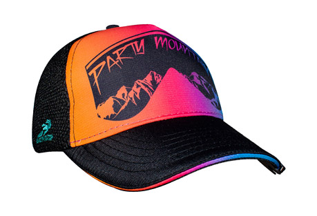 Party Mountain 5-Panel Trucker Hat