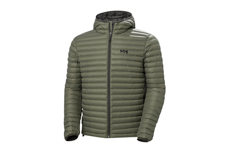 Sirdal Hooded Insulator Jacket - Men's