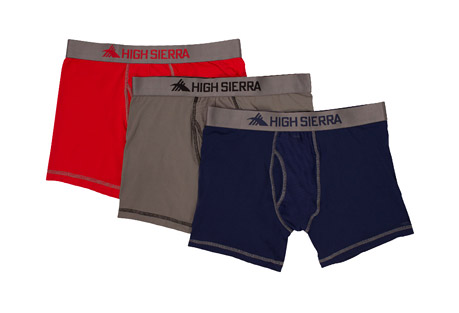 3-Pack Performance Boxer Brief - Men's