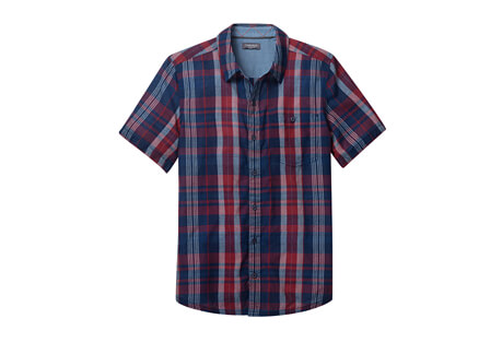 Beckmen SS Slim Shirt - Men's
