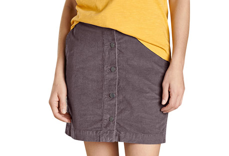 Cruiser Cord Skirt - Women's