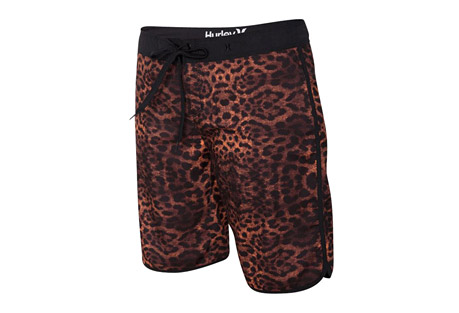 "Supersuede Printed 9"" Beachrider Boardshorts - Women's"