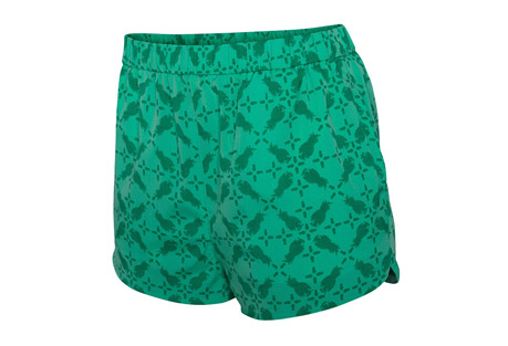 High Waisted Woven Beachrider Boardshort - Women's