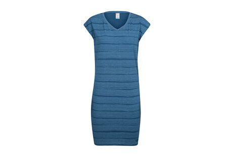 Yanni Combed Lines Dress - Women's