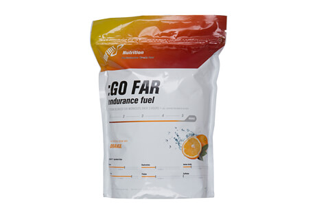 :GO FAR Orange Endurance Fuel - 18 Servings