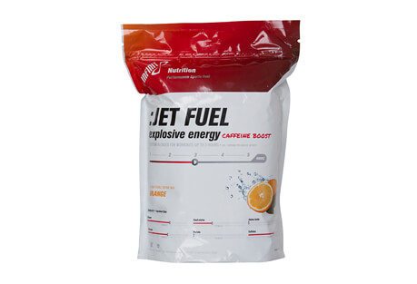 :JET FUEL Orange w/Caffeine - 22 Servings