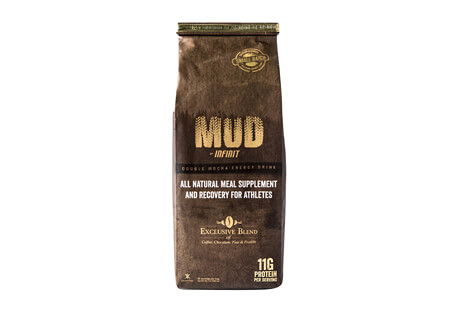 :MUD Mocha Pre-Workout Meal Supplement - 22 Servings