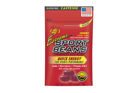 Sport Beans Extreme Cherry Jelly Beans - Box of 24