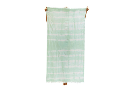High Tied Travel Towel