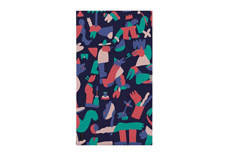 Lucas Beaufort Beach Towel