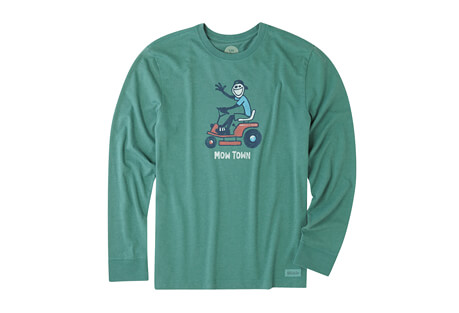 Mow Town Crusher Long Sleeve - Men's