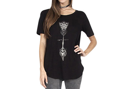The Point Rayon Tunic - Women's