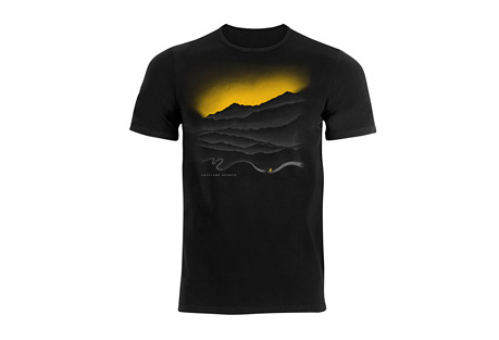 Mountains Cycling Tee - Men's