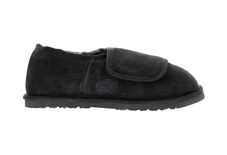 Wrap Closed Toe Slippers - Men's