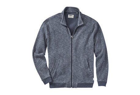 Textured Full-Zip Layer - Men's