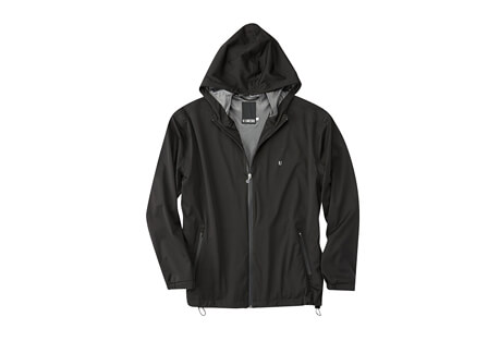 Packable Rain Jacket - Men's