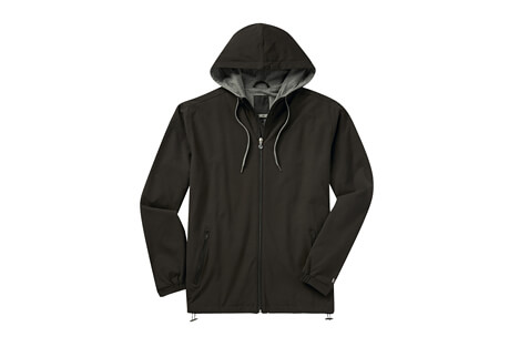4-Way Stretch Hooded Jacket - Men's