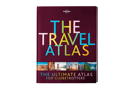 The Travel Atlas 1st Edition