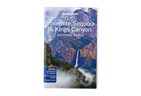 Yosemite, Sequoia & Kings Canyon National Parks 5th ed.